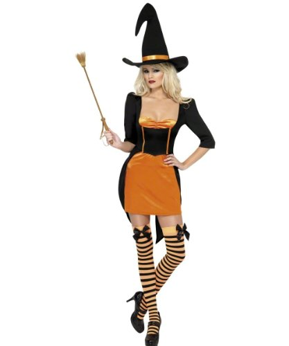 Smiffy'S Pumpkin Witch (Large)