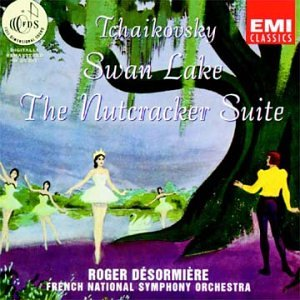 Nutcracker Suite/Swan Lake Sui