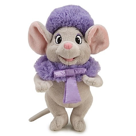 Rescuers Exclusive Mini Plush Figure Bianca