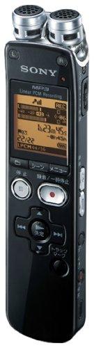 SONY ステレオICレコーダー 4GB SX813 ブラック ICD-SX813/B