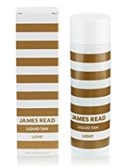 James Read Liquid Tan Light 250ml