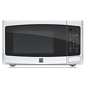 Kenmore 0.9 cu. ft. Countertop Microwave White 73092