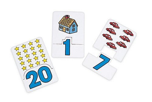 Number Puzzle Cards - Buy Number Puzzle Cards - Purchase Number Puzzle Cards (Learning Resources, Toys & Games,Categories)