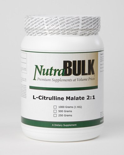 NutraBulk L-citrulline Malate 02h01 1000 Grams