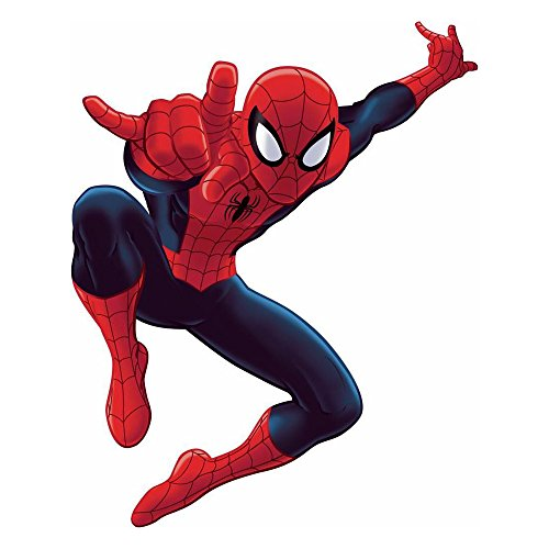 Roommates Decor Sticker Ultimate Spider-Man Giant Wall Decal