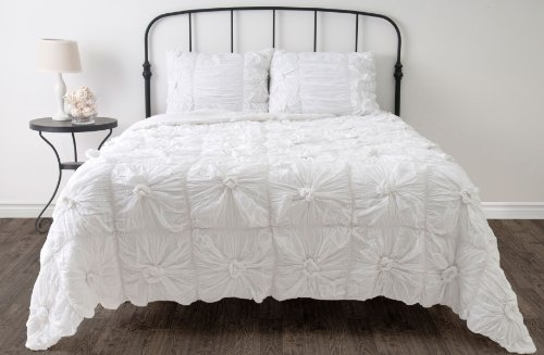Voile Bed Skirt front-1042307