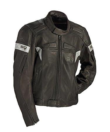 SQ 15266 VEGAS veste de moto noir/argent taille 60