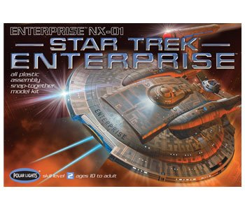 1/1000 Star Trek Enterprise NX-01