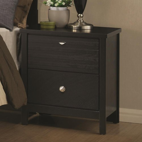 Two Tone Nightstand front-699096