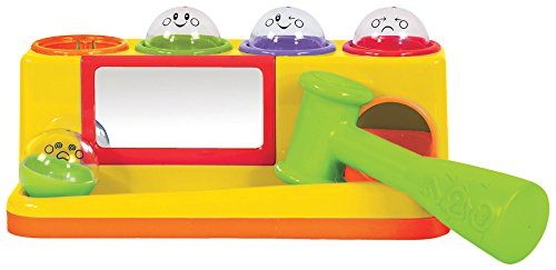 Children's Hammer and Ball Pounding Bench by One Step Ahead - 1