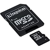 Kingston Class 4 Micro-SDHC Secure Digital - Tarjeta microSD de 8 GB (clase 4, clase 4, clase 4)