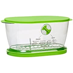 Prepworks from Progressive LKS-06 Lettuce Keeper