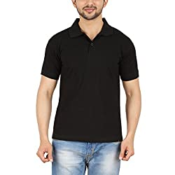 Garudaa Garments Men's BlackT Shirt