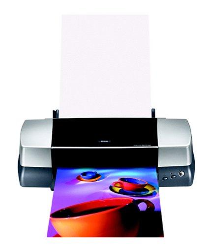 Epson 8 Color Inkjet Print Epson Premium Semigloss Photo: NEW Epson Stylus Photo 1280 Photo Inkjet Printer
