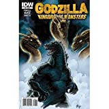 img - for Godzilla Kingdom of Monsters #8 book / textbook / text book