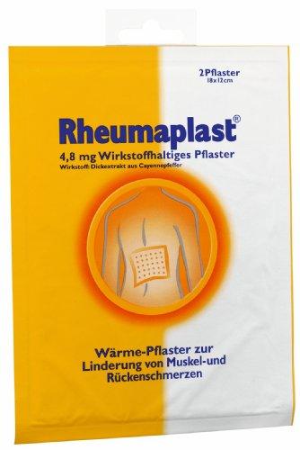 Hansaplast Rheumaplast Wärmepflaster