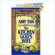 the kitchen gods wife essay Amy tan's the kitchen god's wife is a readily recognizable successor to her first book, the 1989 bestseller the joy luck club (see magill's literary annual, 1990) it is cast.