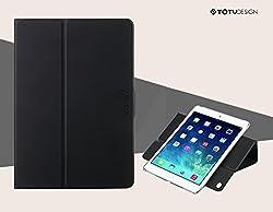 Totu design Flip 360° for I-Pad Air2(Black)