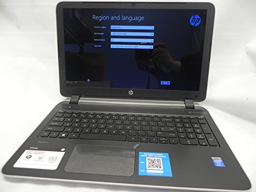 HP Pavilion 15-p100dx 15.6-Inch Laptop -4 Gen Intel Core i7-4510U/ 6GB Memory / 750GB HD / DVD±RW/CD-RW / Webcam /...