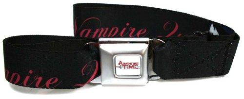 Adventure Time Seatbelt Belt - Marceline The Vampire Queen