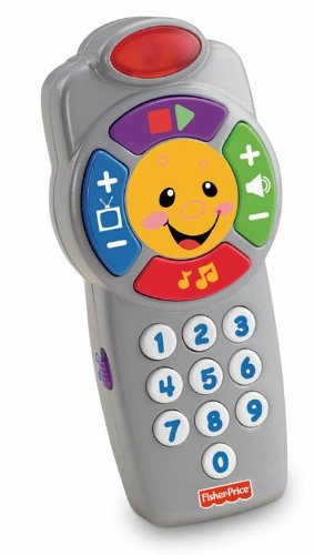 Fisher-Price Laugh Learn Click n Learn Remote