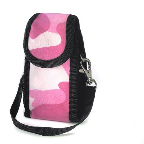 Pink Camo Cell Phone Case