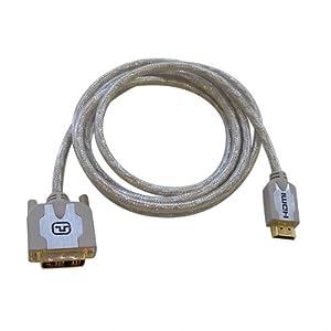 PHILIPS Premium cable HDMI to DVI, 2m, SWV3567