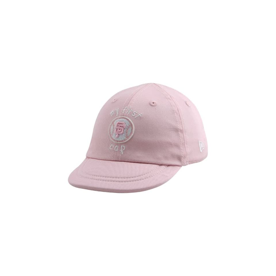New Era San Francisco Giants Pink Infant My First Cap