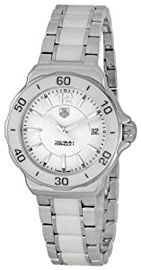 TAG Heuer Women's WAH1211.BA0861 Formula One White Dial Watch by TAG Heuer