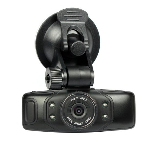 Amtonseeshop New Gs5000 Full Hd 1.5'' Lcd 1080P 5.0M Car Vehicle Dashboard Camera Dvr Built In Gps G-Sensor