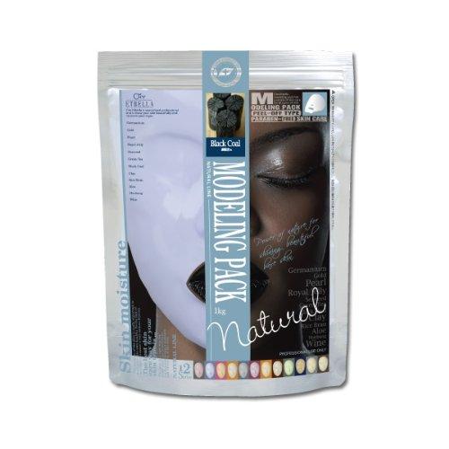 エトゥベラ モデリングパック 黒炭 1kg