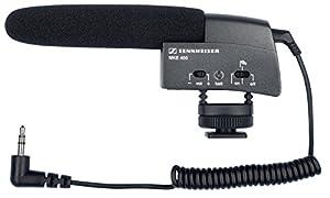 Sennheiser MKE 400 Shotgun Microphone - Black