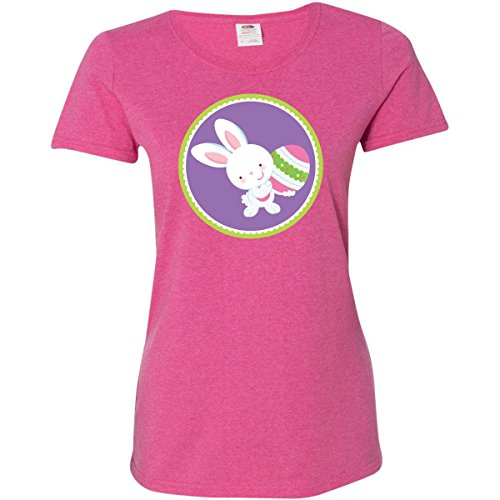 Inktastic Easter Rabbit bunny Women's T-Shirt