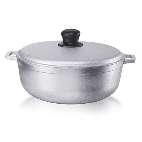 IMUSA USA GAU-80509 Caldero, 26.8-Quart/50cm, Silver (Rice Pot Caldero compare prices)