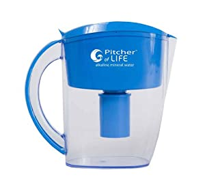 Pitcher of Life Alkaline Water Pitcher (2nd Generation) by Life Ionizers