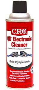 CRC QD Electrical Contact Cleaner Aerosol