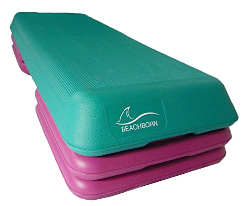 Cheapest Prices! BEACHBORN(TM) Commercial Gym Grade Adjustable Aerobic/Fitness 42 Inch Health Club S...