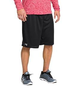 "Under Armour Men's UA Flex 10"" Shorts, Small, Black, 3-Pack"