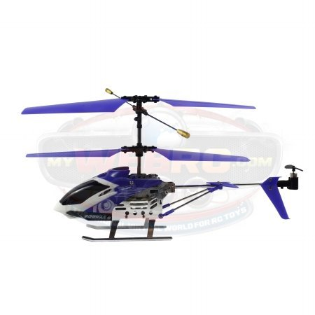 My Web RC - Iron Eagle Helicopter - Purple