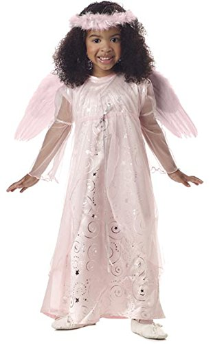 Toddler Pink Harmony Angel Holloween Costume (2-4T)