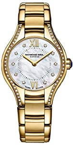 NEW RAYMOND WEIL NOEMIA LADIES WATCH 5124-PS-00985