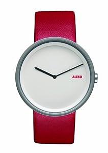 Alessi out time 372al13002 orologio unisex andrea branzi for Amazon alessi