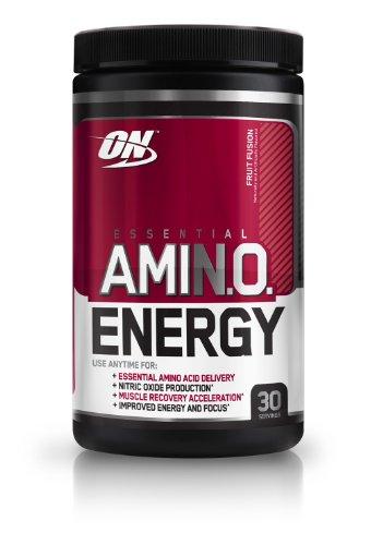 Optimum Nutrition Essential Amino Energy, Fruit Fusion, 30-Count
