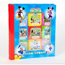Mickey Mouse Clubhouse 9-Mini-Book Library