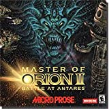 "Master of Orion 2: Battle at Antaresvon ""MicroProse Software"""