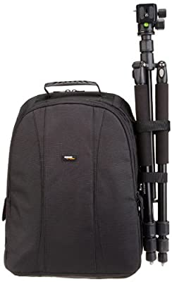 AmazonBasics DSLR and Laptop Backpack from AmazonBasics