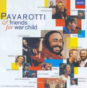 The Kelly Family - Pavarotti und Friends (Together For War Child) (The 1996 Modena Concert) - Zortam Music