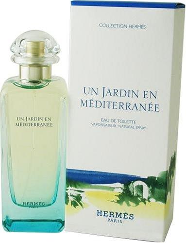 Hermes Un Jardin En Mediterranee Eau de Toilette Spray 50ml