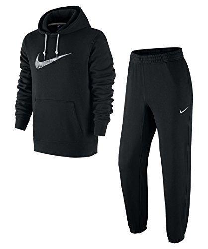 mens-nike-tracksuit-fleece-hooded-top-bottom-joggers-s-m-l-xl-medium