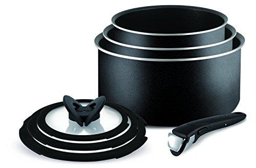 tefal-ingenio-essential-non-stick-saucepan-set-7-pieces-black